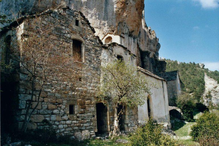 Le prieuré est en mauvais état