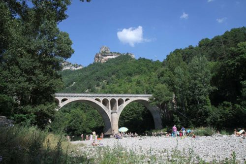Plage du Pont