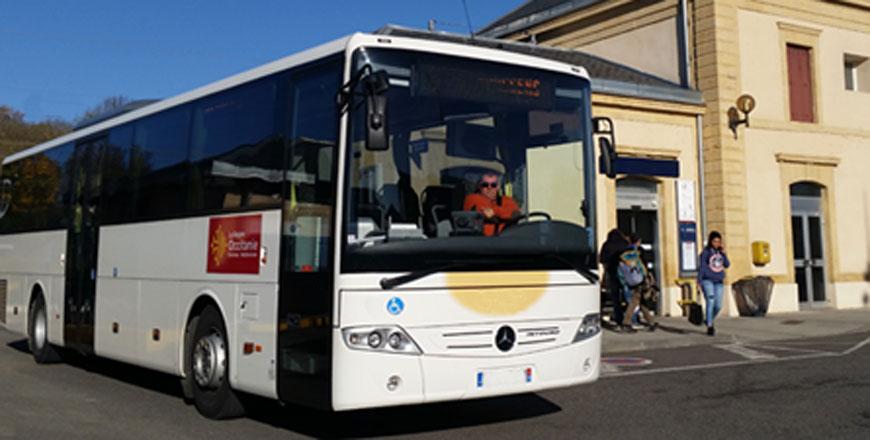 Transport scolaire Mostuéjouls – Le Rozier